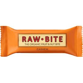 RAWBITE Caja Barritas Energéticas 12x50g, cashew